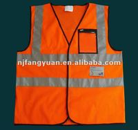 3M Reflective construction safety vest