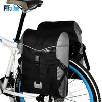 Rear seat bike bag/custom pannier bag