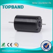 Hot selling 12v carbon dc brush generator dc gear micro generator