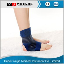 Medical ankle brace tourmaline ankle traction support