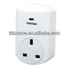868.42MHz TZ88E (UK type)z-wave plug in switch with power meter function