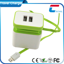 universal travel charger new power