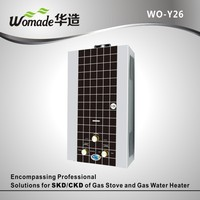 new style tankless gas water heater Water heater