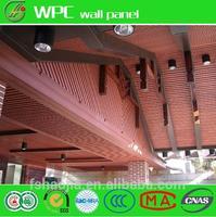 Hot external wall siding wood plastic composite decking