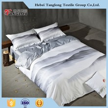 Chinese famous brand Tanglon 100 cotton bedding sets for all ages and home use