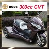 water cooled 300cc cvt tirke with EEC