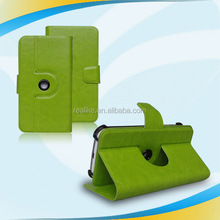 High quality crazy-horse wallet case for blu neo 4.5
