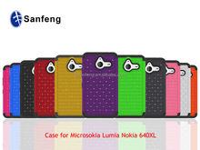 For Nokia Lumia 640 XL Fashionable Full Crystal Bling Stone Diamond Case Cover For Nokia
