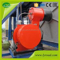 Asphalt plant burner system oil burner diesel / heavy oil dual purpose burner
