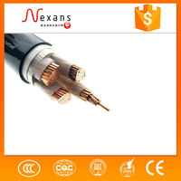 Underground Cable Steel Wire/type Armoured Copper Power cable with CE