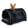 Flexible Height Pet Carriers Airline Approved Professional Tote Cloth Pet Carrier