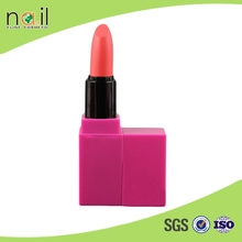 Wholesale cheaper lipstick,sunscreen waterproof lipstick,12 color