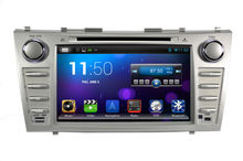Pure android 4.2.2 Car DVD for Toyota Camry 2007-2011 with CPU Dual Core Radio Tape Recorder Stereo