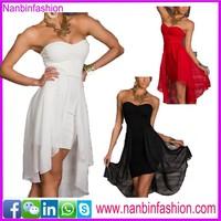 wholesale off shoulder dinner dress for party girl