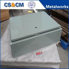 Wall Mounting Metal Enclosure/Metal distribution box
