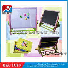 DOUBLE-SIDED DRAWING BOARD WITH MAGNET DECORATION HC182984