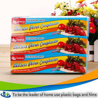 Wholesale china food packing freezer bag /packing plastic sandwich bag