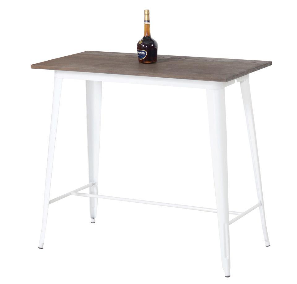 2016 new design powder coating metal dining table k012 2 for Latest dining table designs 2016
