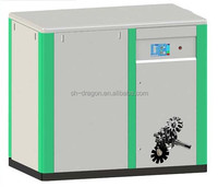 11kw silent Oil Free Screw Air Compressor (Mitsui Seiki Air End) by Dragon factory