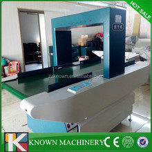 Clothing factory Anti-interference high precise needle metal detector,needle detector machine