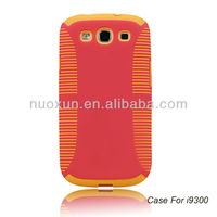 High quality bumper case for samsung galaxy s3 i9300