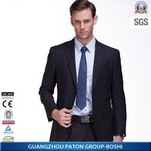 Discount Hot vente formelle d'affaires personnalisé sur mesure costumes pour hommes