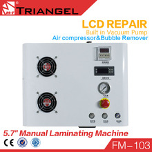 High Pressure Mini Autoclave LCD Air Bubble Removing Machine for iPhone LCD Repair