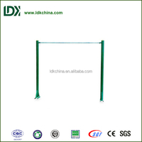 Outdoor hot sale gymnastic equipment horizontal bar for student training