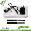 Newest electronic cigarette,ego/510 thread super vapor electronic cigarette wholesale evod double kit