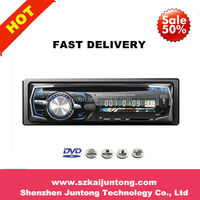 2014 Factory Skillful manufacture KJT 1 din Car DVD player for all cars