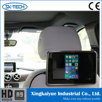 10 inch 1080p hdmi monitor with touchscreen car headrest monitor