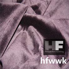 100% polyester panne velvet miscellaneous fleece fabric for sofa cushion