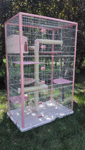 Fashion Popular Cat Cage Trap & Pet Cat Cage for Sale Cheap