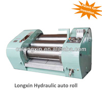New Terminal UV offset solvent ink automatic YS400 hydraulic three roller mill