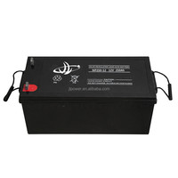 Long Life Mantainence Free Solar Battery 12V Deep Cycle Battery 12V 250Ah Chinese factory