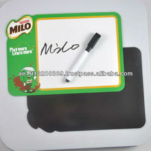 Beauticul full color printing white board & mark pen