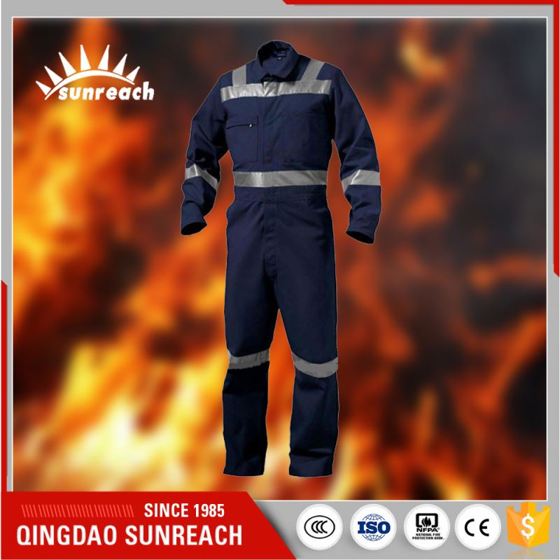 Emniyet Geciktirici Genel Wildfire Yangın Söndürme Nomex Suits