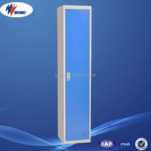 hot sell locker room metal furniture single metal locker