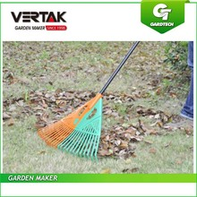 30days delivery time quick assamble 2 in 1 leaf rake