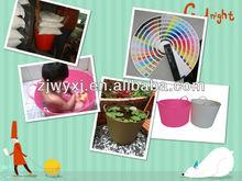 Flexible PE bucket,laundry buckets,plastic bucket,FlexBag,REACH