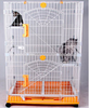 high quality three-layer cat cage