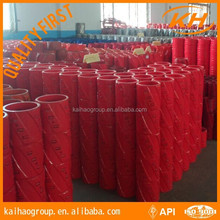 API Standard rigid centralizer for cementing