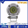 Auto parts 10w truck led work light super bright 10w auto side driving light motorcycle led driving lights