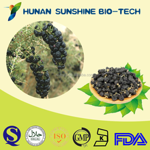 Good reputation supplier for high quality Dried Black goji berry
