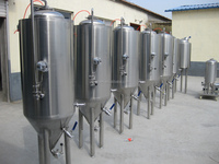 50L Insulated Conical Beer Fermenter