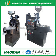 Industrial Natural Raw Green Coffee Berry Roasting Equipment