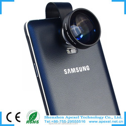 New mobile accessories!for Samsung zoom lens,Arc clip 5x telephoto camera lens for Samsung galaxy S5