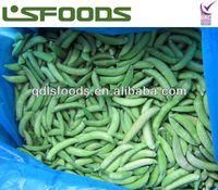 HALAL Standard Frozen IQF Sugar Snap Peas