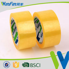 Hot sale high performance price ratio bopp hot melt adhesive tape