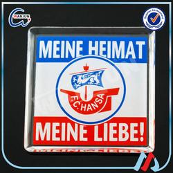 promotion meine heimat blank acrylic fridge magnet